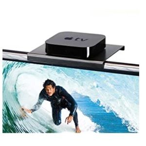 TV Top Shelf for Small Electronic Devices